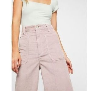 Free people Dawn to Dusk pants Size 29